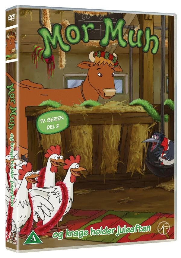 Mor Muh TV Serie 2 - og Krage holder Juleaften