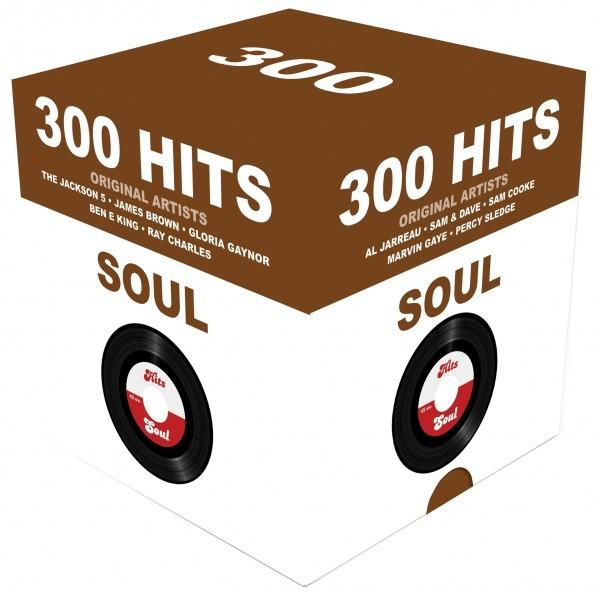 Køb 300 Hits - Soul