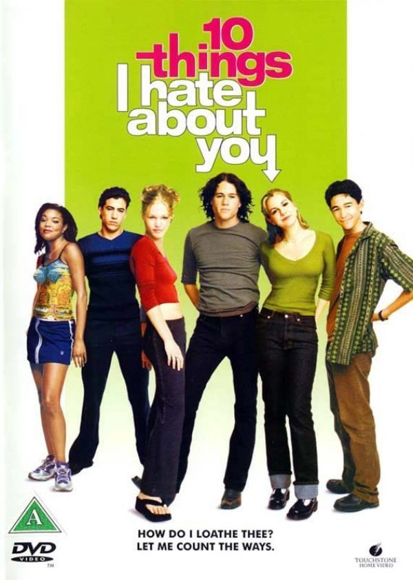 Køb 10 Things I Hate About You