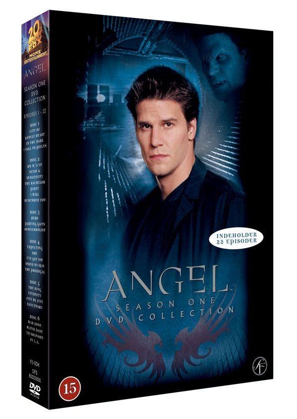 Køb Angel: sæson 1