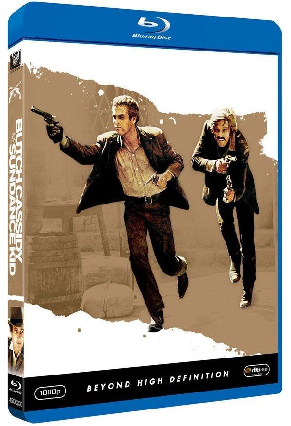 Køb Butch Cassidy & The Sundance Kid