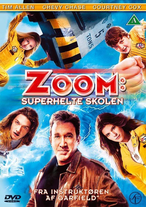 Køb Zoom: Superhelte Skolen