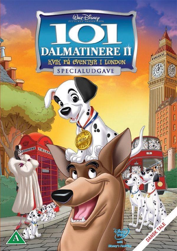 Køb 101 Dalmatinere II: Kvik På Eventyr I London (Specialudgave)