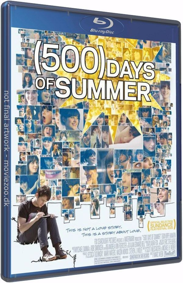 Køb (500) Days of Summer