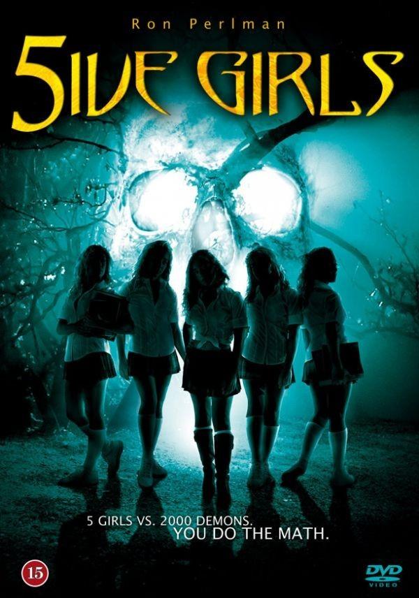 Køb 5ive Girls