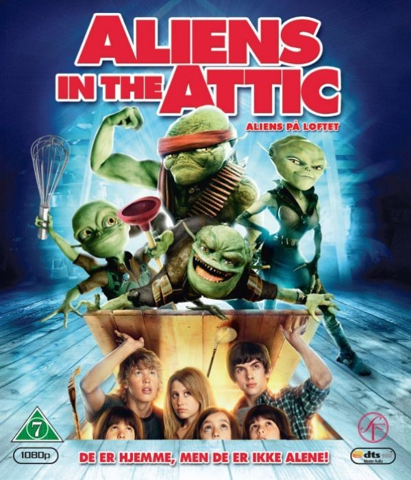 Køb Aliens In The Attic
