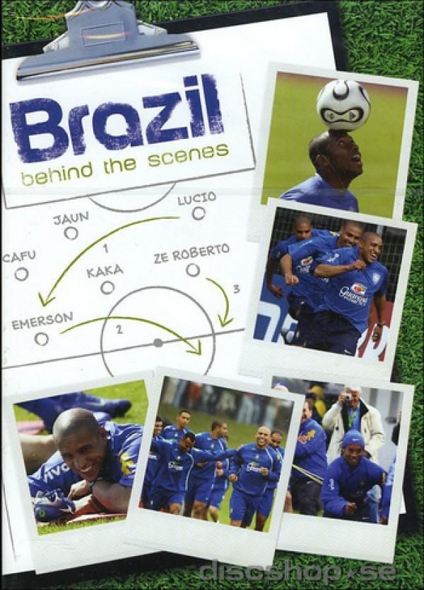Køb Brazil - Behind The Scenes