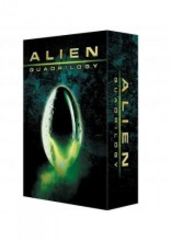 Køb Alien Quadrilogy