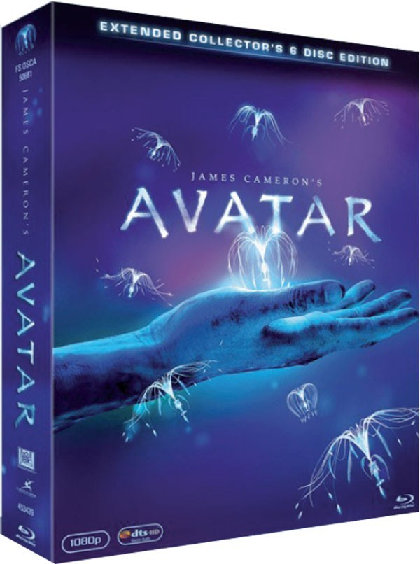 Køb Avatar [6-disc Extended Collector's Edition]