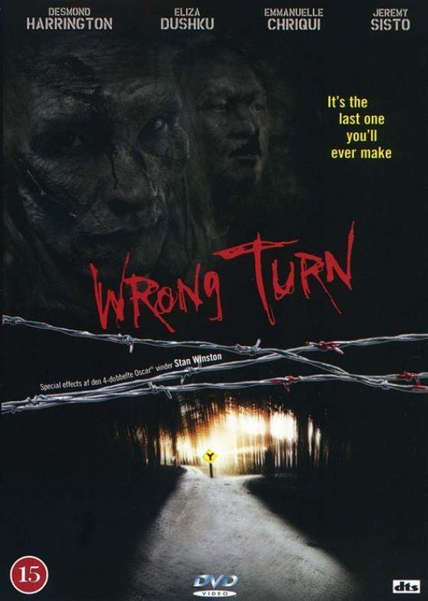 Køb Wrong Turn