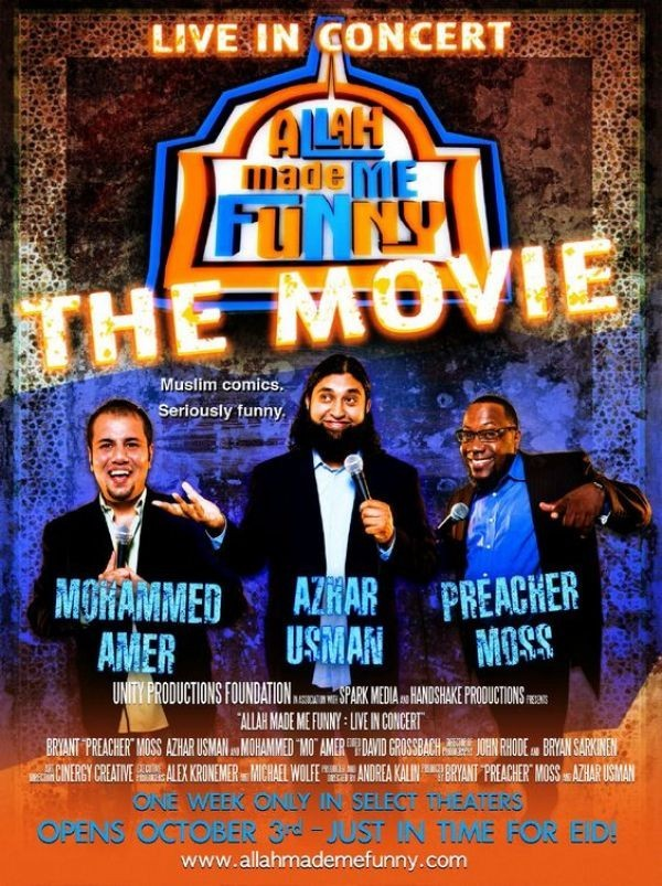 Køb Allah Made Me Funny: The Movie