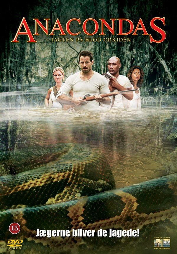 Køb Anaconda 2: Jagten På Blodorkidéen