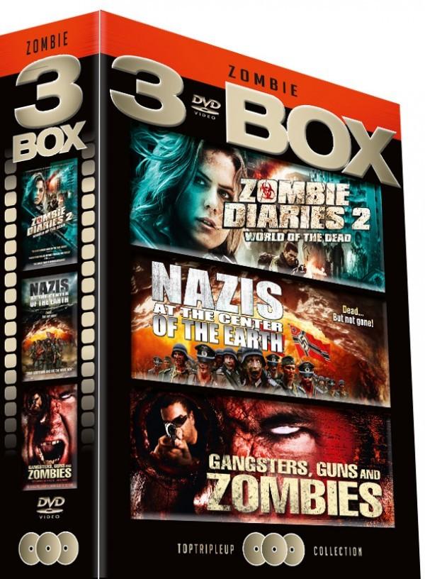 Køb Zombie Box - 3 DVD