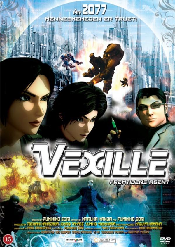 Køb  Vexille - Fremtidens Agent