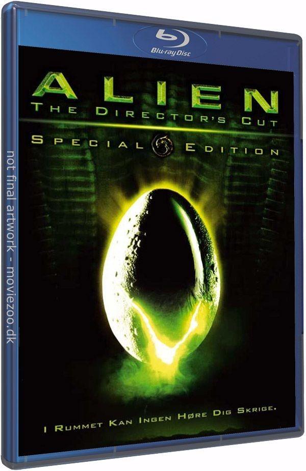 Køb Alien 1 - Directors Cut