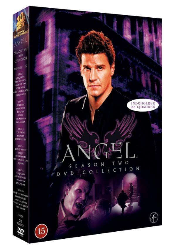 Køb Angel: sæson 2