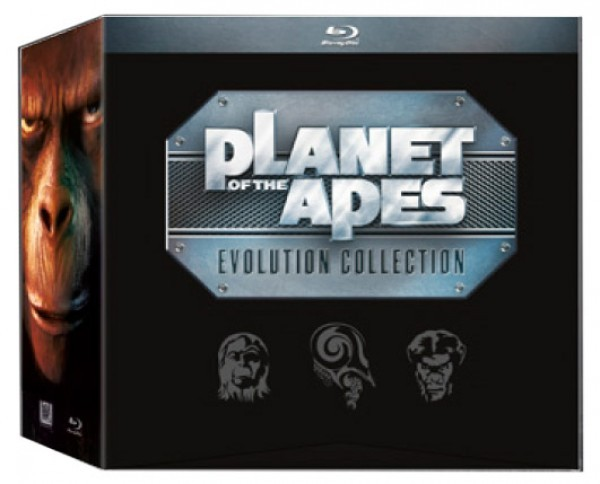 Køb Abernes Planet Evolution Collectors Box [7-disc]