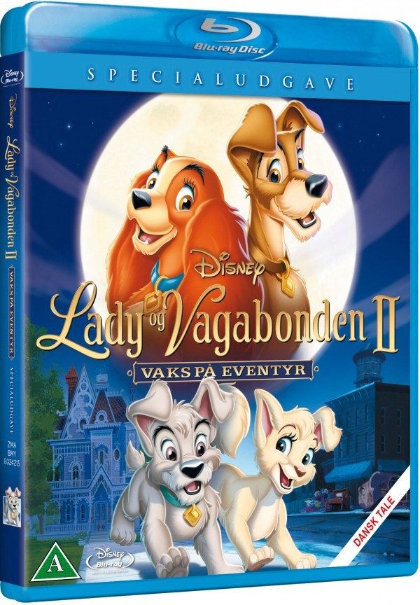 Lady & Vagabonden 2: Vaks på eventyr