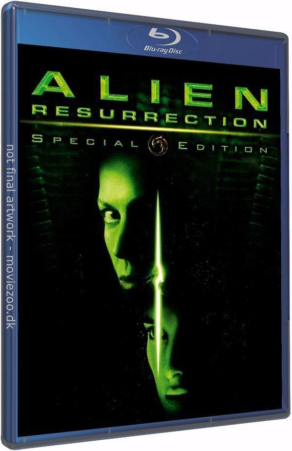 Køb Alien 4 - Special Edition