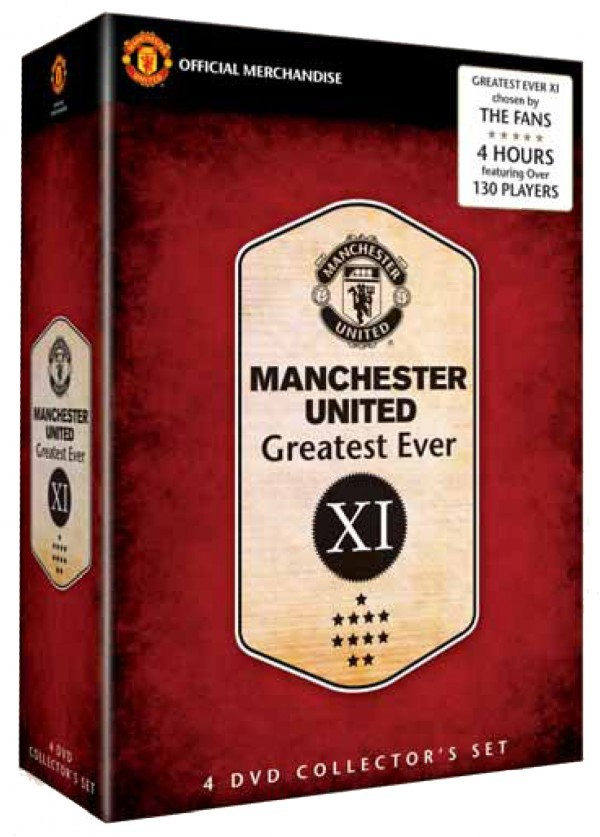 Køb Manchester United Greatest Ever XI