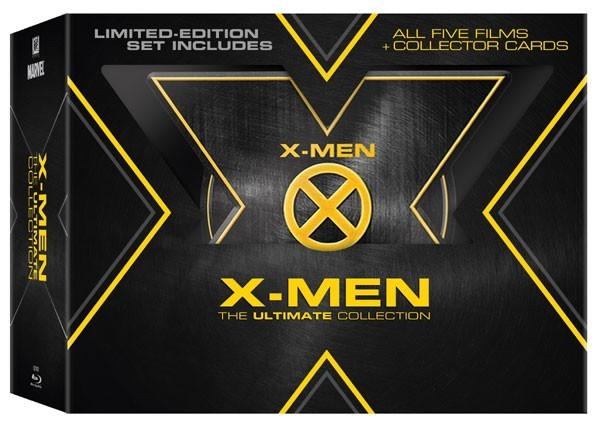 Køb X-Men - Ultimate Collection