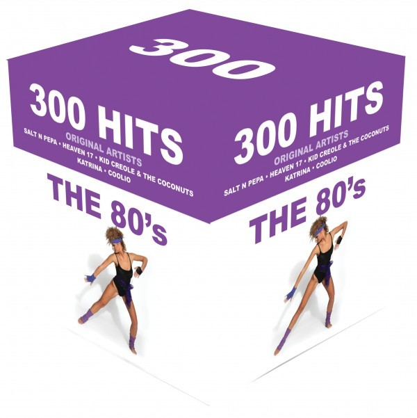 Køb 300 Hits - 80's