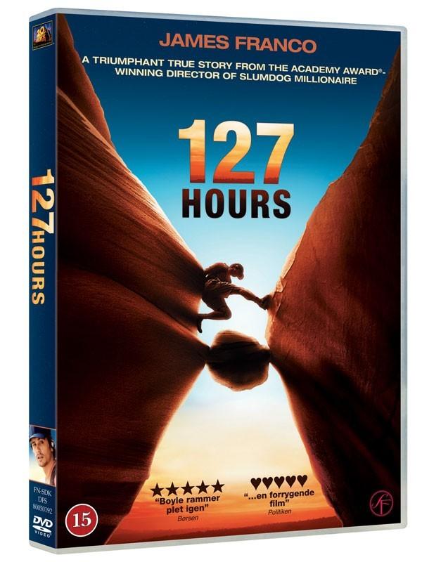 Køb 127 Timer [Inkl. Digital Copy]