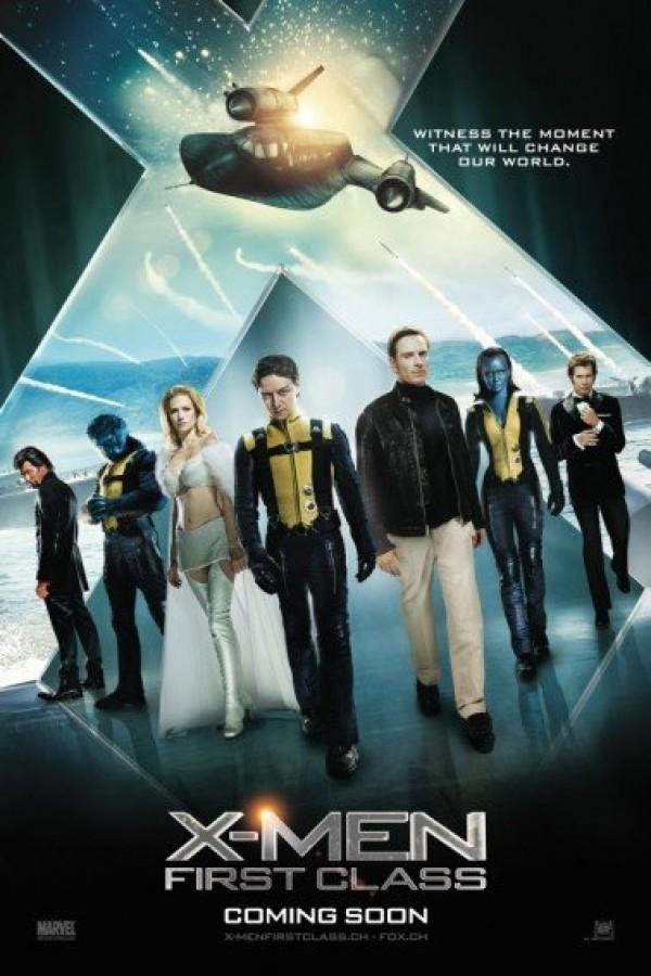 Køb X-Men: First Class