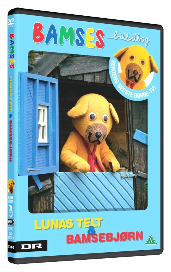 bamses gemme æske dvd boks