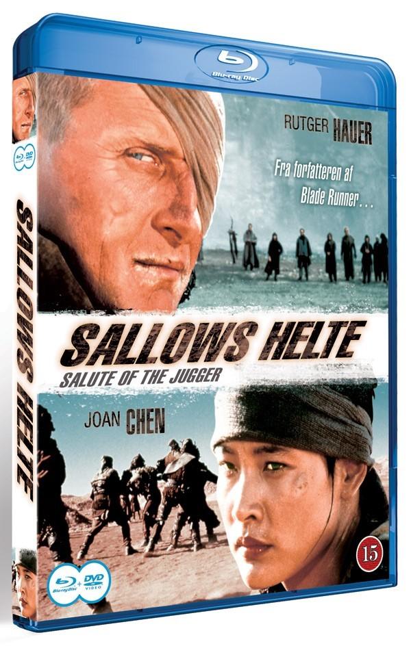 Køb Sallows Helte [BD+DVD]