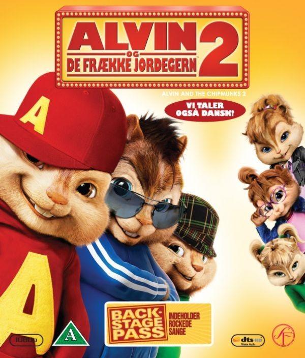 Køb Alvin Og De Frække Jordegern 2