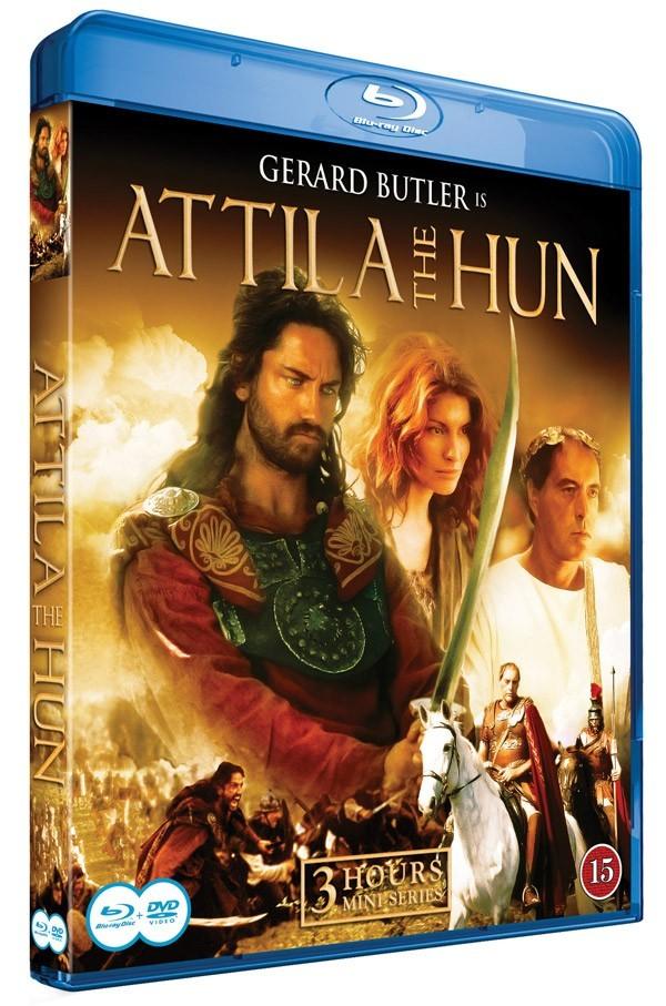 Køb Attilla The Hun [BD+DVD]