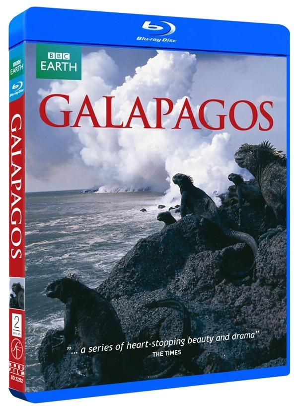 Køb BBC Earth: Galapagos
