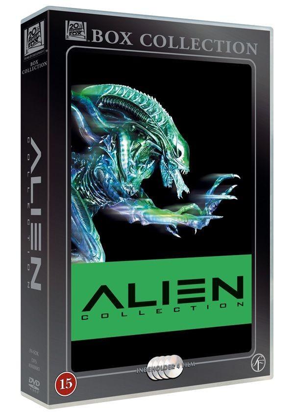 Køb Alien Collection