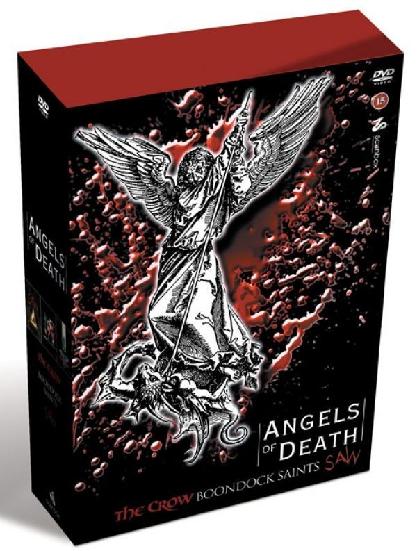 Køb Angels Of Death Box