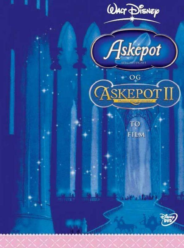 Køb Askepot / Askepot II - Cinderella / Cinderella II