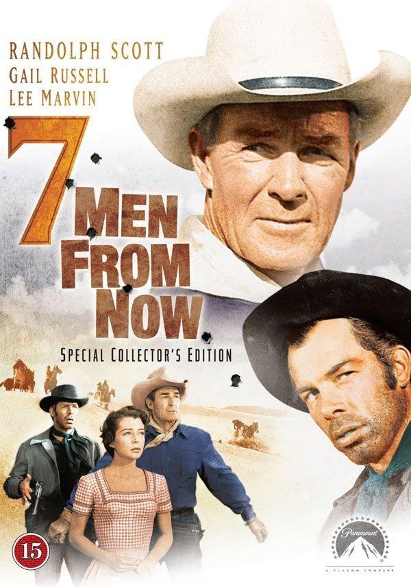 Køb 7 Men From Now