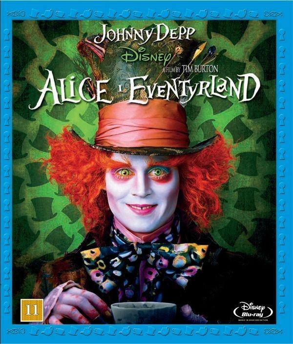 Køb Alice I Eventyrland