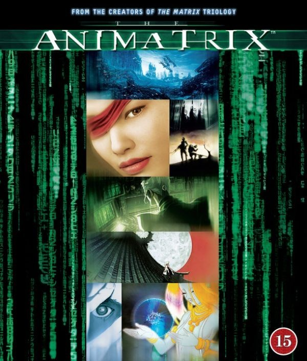 Køb Animatrix