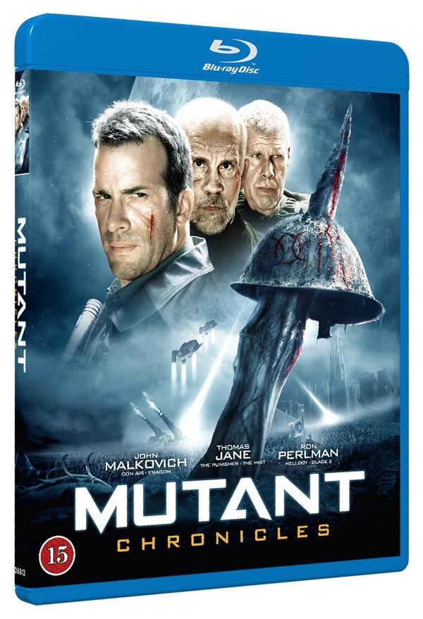 Køb The Mutant Chronicles
