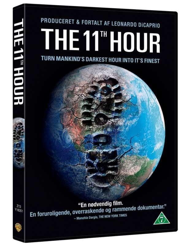 Køb 11TH HOUR (DVD/S/N)