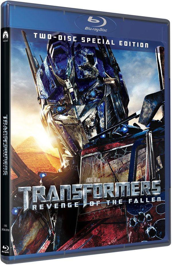 Køb Transformers 2: De Faldnes Hævn [2-disc]