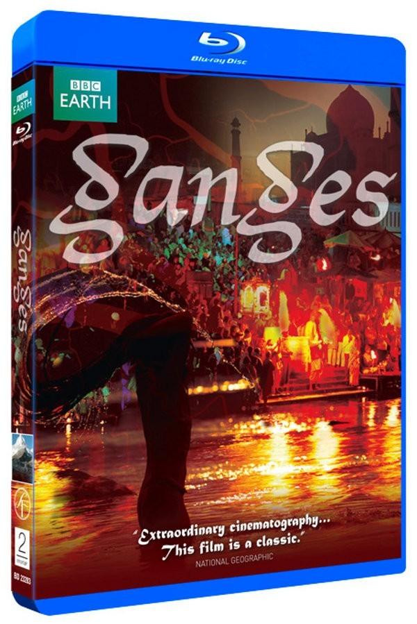 Køb BBC Earth: Ganges