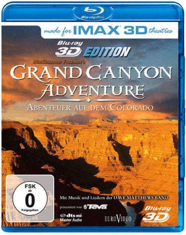 Køb IMAX: Grand Canyon Adventure - Aventeuer auf dem Colorado 3D [udgÃ¥r]
