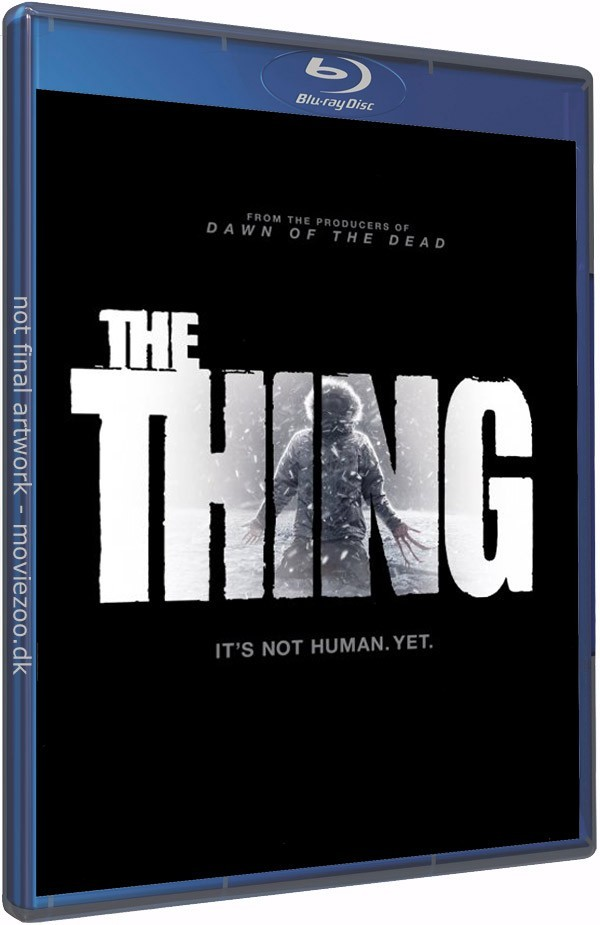 Køb The Thing (2011)