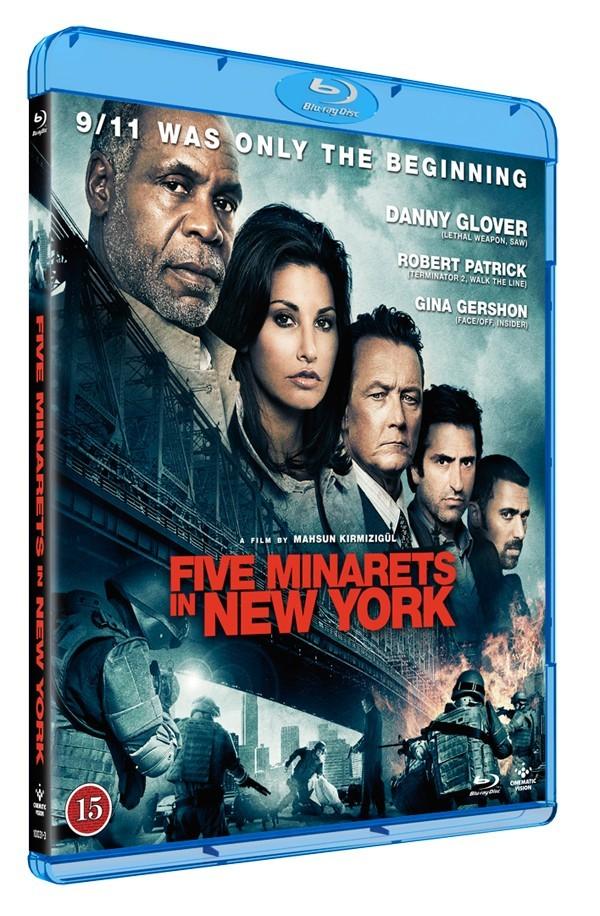 Køb 5 Minerates of New York BD