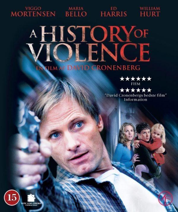Køb A History Of Violence