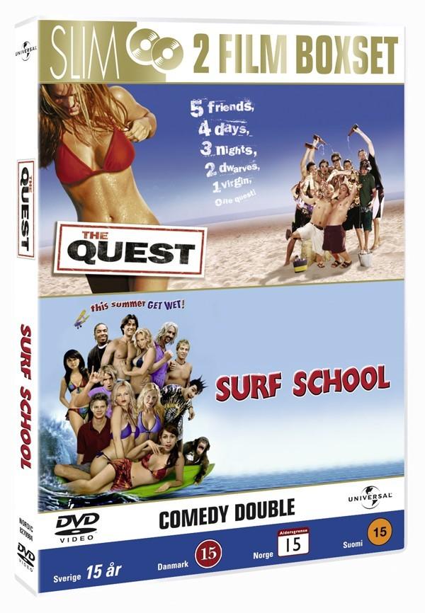 Køb  Mexican Trip + Surf School