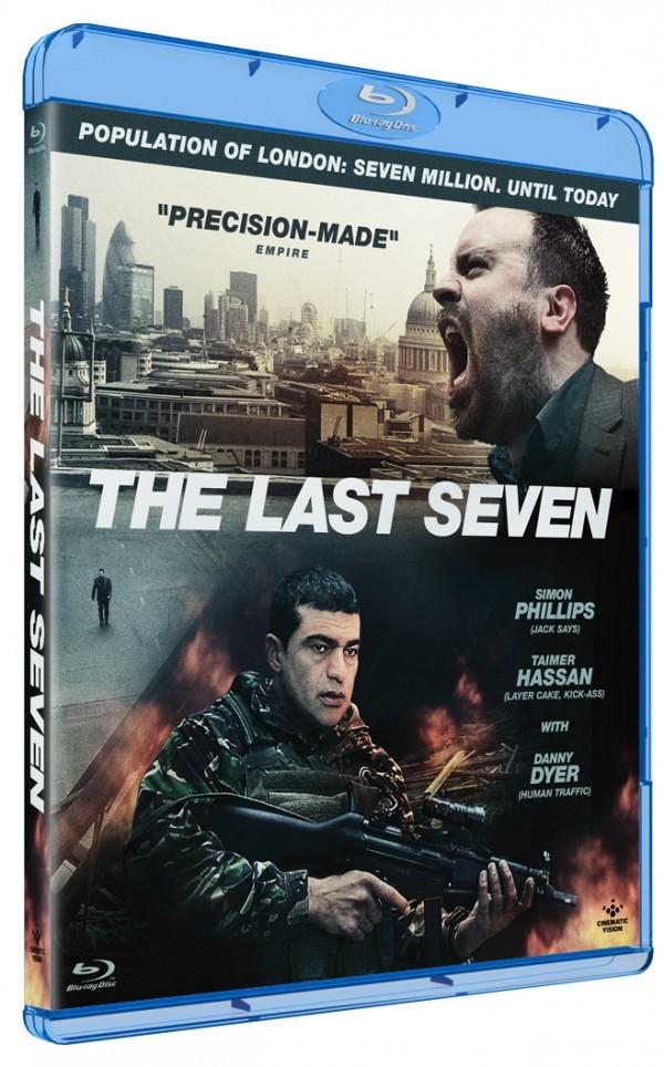 Køb The Last Seven