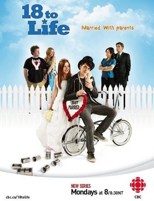 Køb 18 to Life: sæson 1